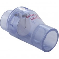 """American Granby 1.5"""" Swing Check Valve Clear/White - 1520-15"""