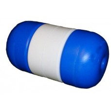 """AMG Rope Float Locking 5""""x9"""" Blue & White"""