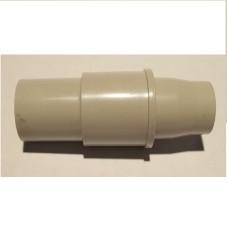 Lomart - Doughboy - Vacuum Hose Adapter Fitting Grey for Skimmer - 340-1590
