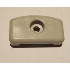 Embassy Pools Retainer Clip Grey for Skimmer Vacuum Port Flap - 340-2089