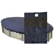 Cool Covers Oval 18X34 Above Ground Swimming Pool Winter Cover 8 Year Warranty - 772137AU