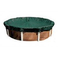 Cool Covers 24' Round Above Ground Swimming Pool Winter Cover 12 Year Warranty - 101027AU