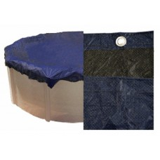 Cool Covers 18' Round Above Ground Swimming Pool Winter Cover 8 Year Warranty - 7721AU