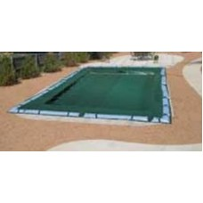 Cool Covers Rectangle 16X32 Swimming Pool Winter Cover 12 Year Warranty - 10102137IU