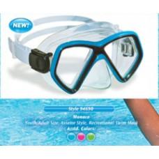 Swimline Mask Monaco Youth Adult Size - 94690