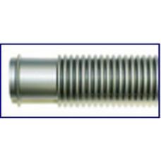 """Haviland Filter Hose 1.5"""" X 3' Grey - 772930 (Y793)"""