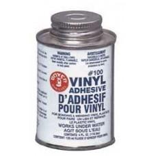 BX Vinyl Glue #100 4oz Underwater or Dry Liner Patch Glue