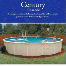 Embassy Century Oval 18'x34' Pool by Doughboy