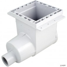 """Hayward Skimmer Package Complete White 1.5"""" for Usa Sea Isle Pools - SP1094WF"""