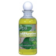 inSPAration Spa Fragrance Eucalyptus Mint 9 oz Skin Softener - 129X