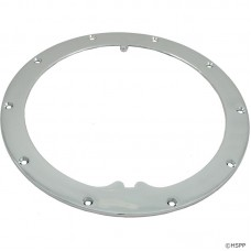 AMP Niche Sealing Ring Chrome for 10 Hole Pool Light Niche