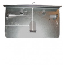 Lomart - Doughboy - Bottom Plate Grey Mist - 580-1343