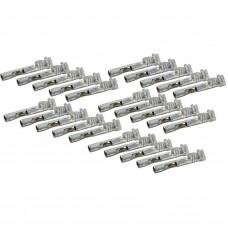 Amphenol Pin Female 14/20 Awg, 25/Pack - MOL02-08-1002