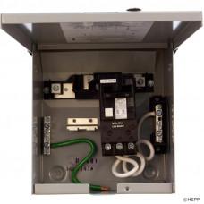Milbank Spa Load Center Gfci Panel 50 Amp 240 Volt - U4881-O-50GB