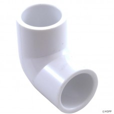 "Lasco PVC 90 Ell Elbow 1/2"" Sch40 - 406-005"