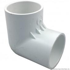 "Lasco PVC 90 Elbow 2.5"" - 406-025"