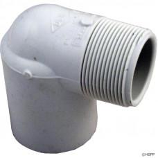 "Lasco PVC Street Ell Elbow 90 1.5"" Mpt X Slip - 410-015"