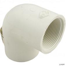 """Lasco PVC 90 Ell Elbow 1.5"""" Sxf - 407-015"""