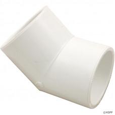 "Lasco PVC 45 Ell Elbow 1.5"" - 417-015"