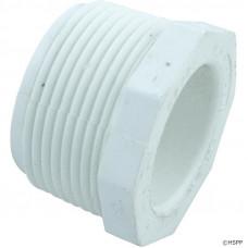 "Lasco PVC Plug 1.25"" Mpt Threaded - 450-012"