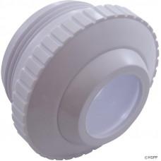"""Hayward Eyeball Assembly 1"""" 1.5"""" mpt White - SP1419E"""
