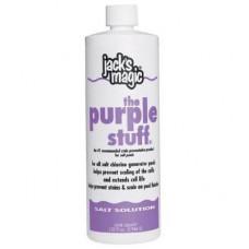 Jacks Magic Salt Solution Purple 32oz - JMPURPLE032