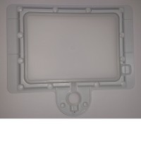 Super Pro Lid'L Seal Doughboy Pool Skimmer Winter Cover Plate - AG2000