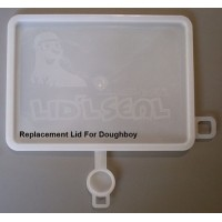 Super Pro Lid'L Seal Lid Only for Doughboy Embassy And Lomart Skimmers - AG2000-L