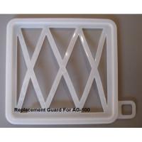 Super Pro Lid'L Guard Doughboy Embassy Lomart Skimmer Grille for Summer Use - AG2000-G