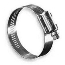 """Super Pro Hose Clamp Stainless Steel 1.25"""" - 2"""" - K472BX10"""
