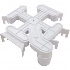 Custom Molded De Filter Top Manifold for Hayward Dex2400C - 25357-700-000