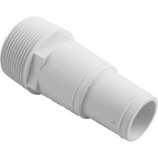 """Custom Molded Super Pro Hose Adapter Combo 1.5"""" mpt with 1.25"""" and 1.5"""" Hose Fitting - 21093-000-000"""