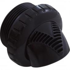 "Infusion Venturi Swimming Pool Return Line Eyeball Fitting 1.5"" Threaded Black Mfg #: VRFTHBK"