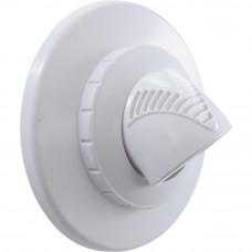 "Infusion Venturi Swimming Pool Return Line Eyeball Fitting 1.5"" Insert Type 1"" Pipe White - VRFSAF1WH"