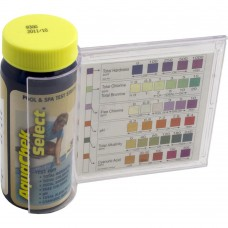 Aquachek Select Test Strips Chlorine 50 Count - 541604A