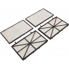 Dolphin Ultra Fine Cartridge Filter Panel 4 Pack for M4 M5 - 9991432-R4