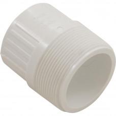 "Lasco PVC Reducer 2"" mpt X 1.5"" slip - 436-251"