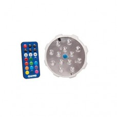 Game Magnetic Remote Led Pool Light Color - 4307