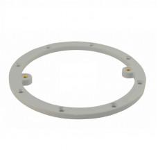 """Hayward Face Plate Main drain 8"""" Light Grey f/ Vinyl - Fiberglass - WGX1048BGR"""