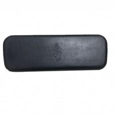 "Viking Spa Pillow Headrest Black 10.5"" x 3"" - VS-94130"