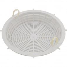"""Aladdin Skimmer Basket Skimmer Plastic White 13.5"""" - B-40"""