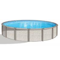 """Azor 54"""" 24' Pool  Kit - Full Resin - Salt Water Friendly"""