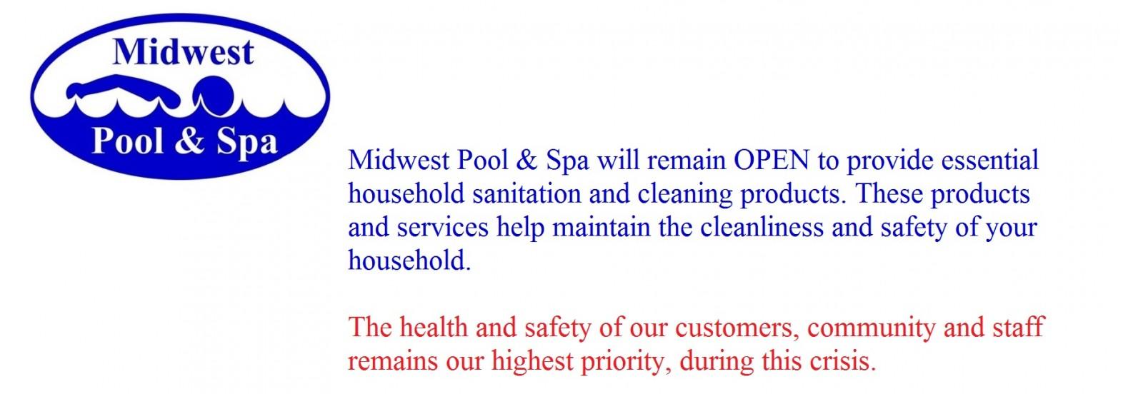 COVID-19 Sanitation Products