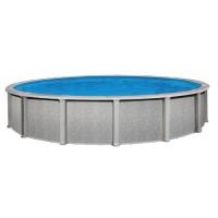 "Sentinelle 24' Round 54"" - Salt Friendly Resin Pool Package"