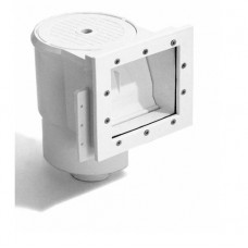 Pool Skimmer Assembly Low Profile White for Usa Sea Isle Penguin Pools - 8940H
