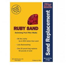 Ruby Sand Filter Media 20lb